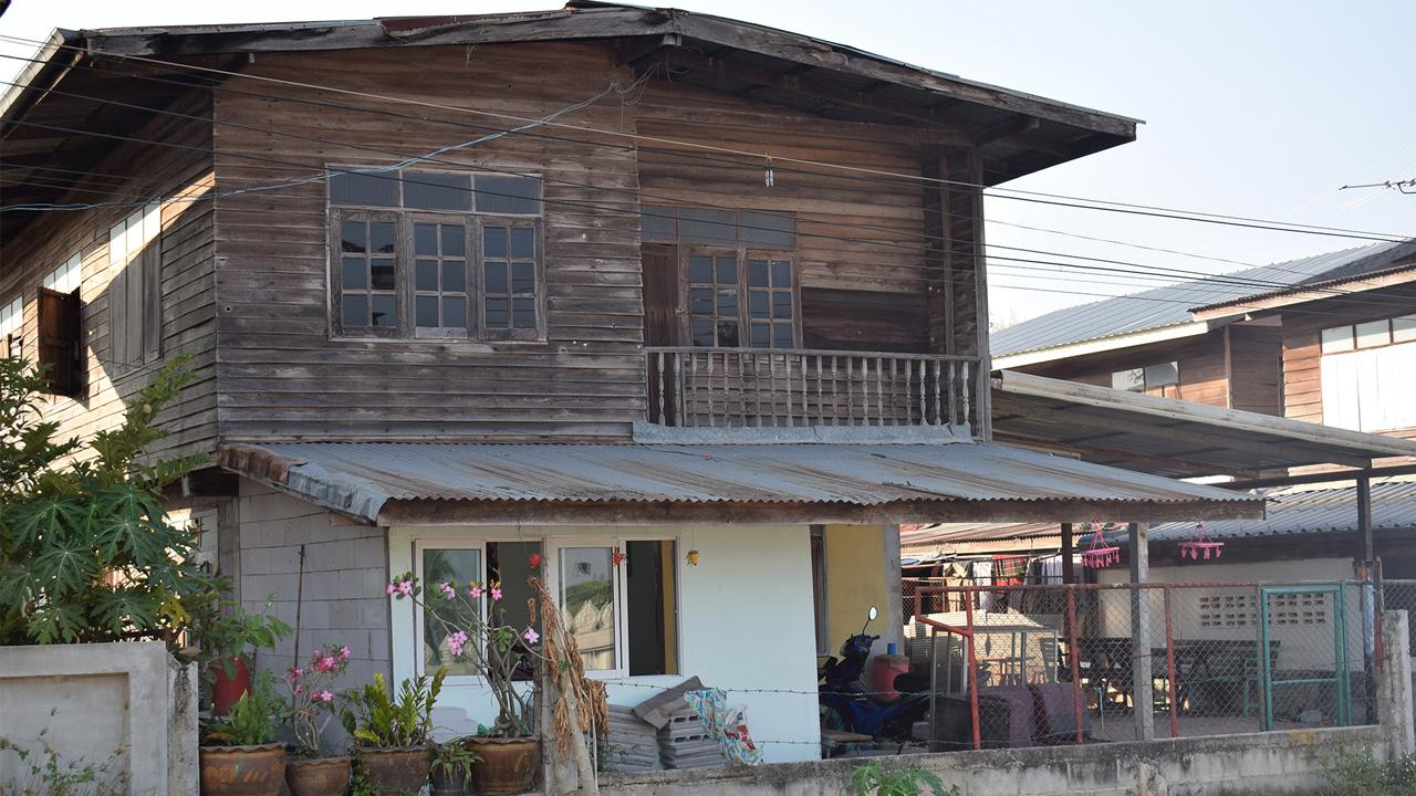 Haus im Isan