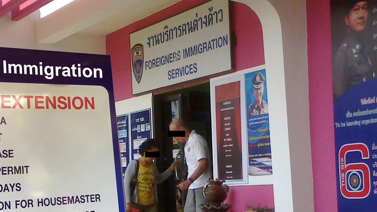 Thailand, Immigration