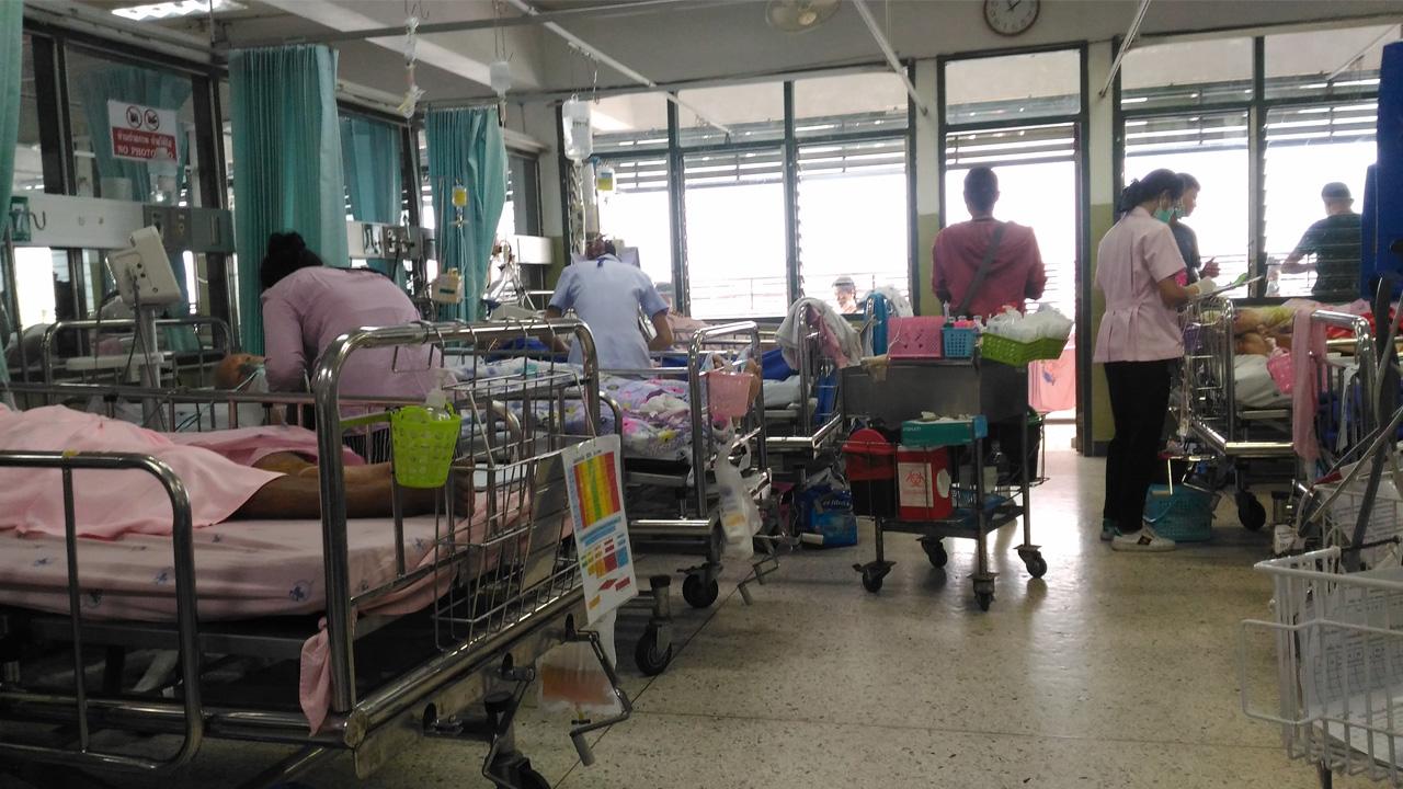 Thailand, Hospital