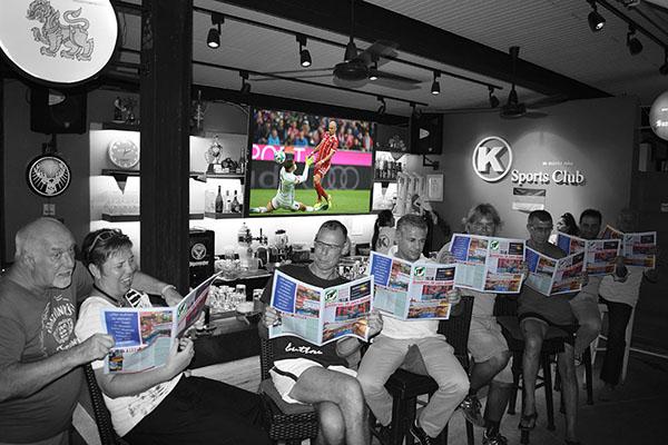 TIP-Zeitung besser als Bundesliga