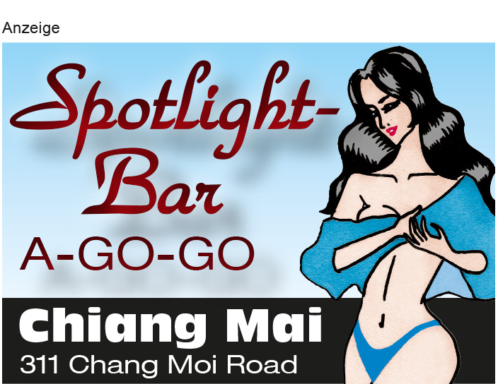 Spotlight Bar, Chiang Mai